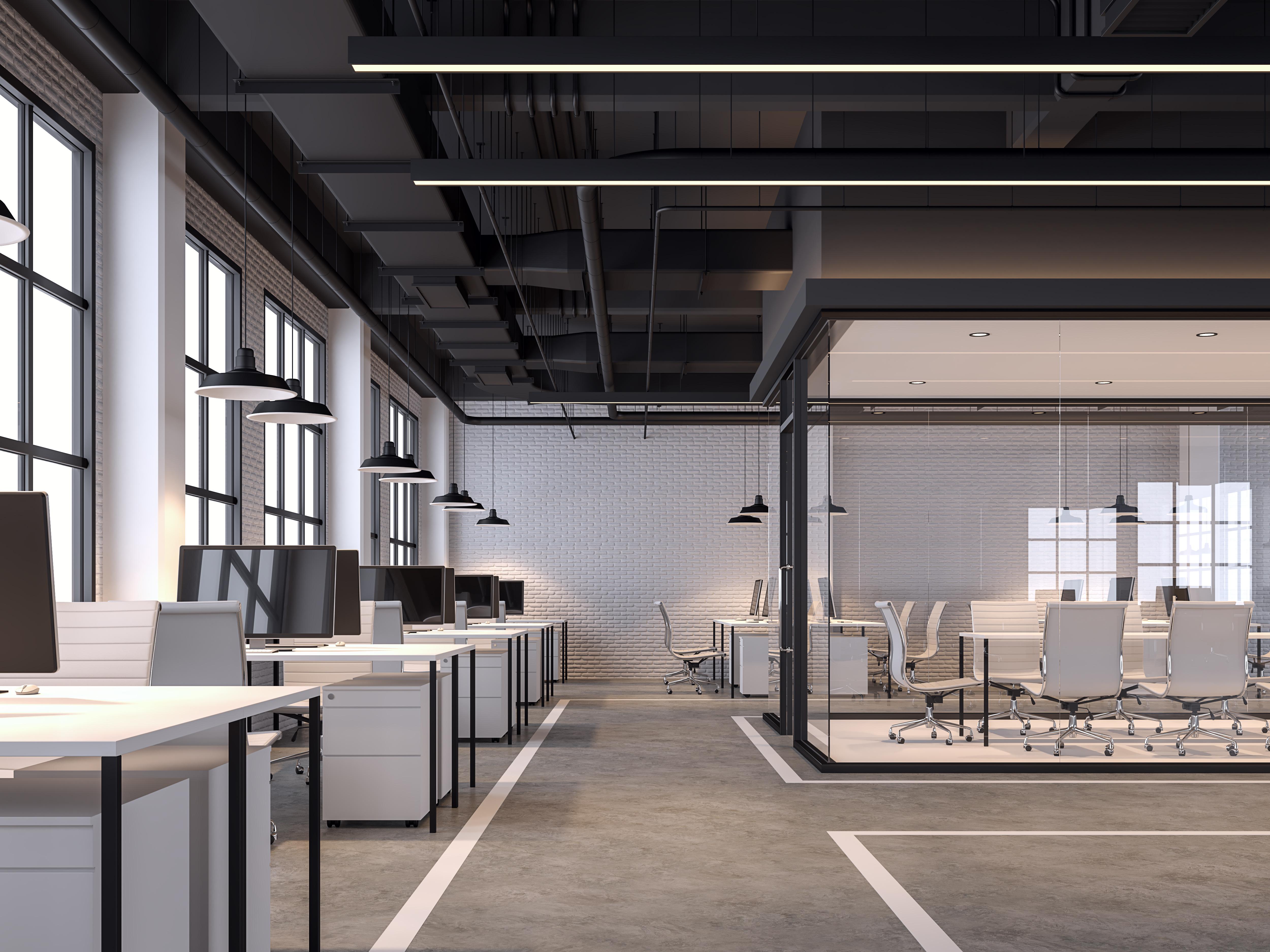 minimalist-loft-office